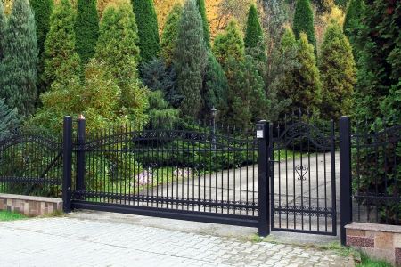 Security Gates in Hertfordshire