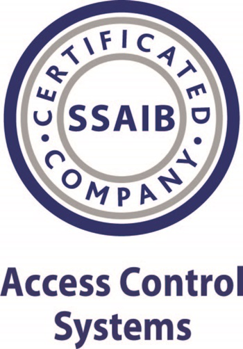 SSAIB certified Installer for Accecss Control Systems
